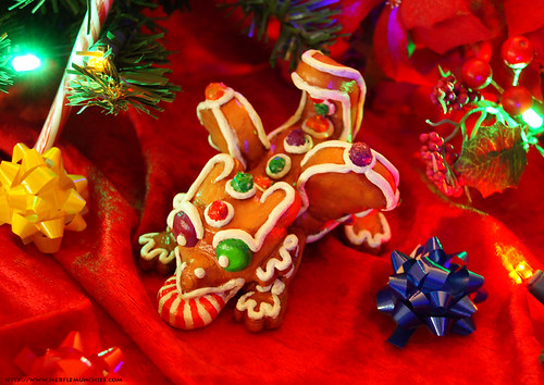 Gingerbread cookie dragon whelps