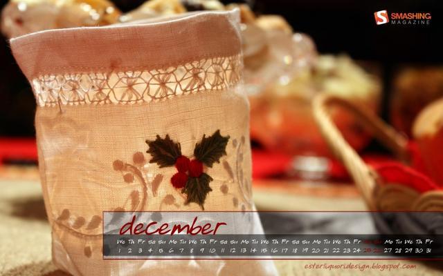 2010년 12월 배경화면