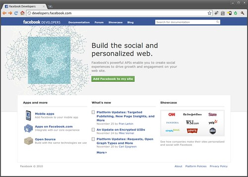 Screenshot-Facebook Developers - Google Chrome