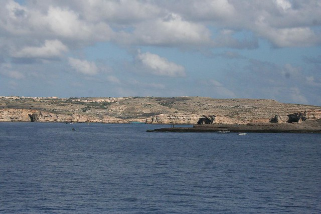 Travel on the ferry from Malta to the island of Gozo