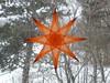 Orange Window Star