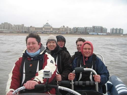 Dagje uit met Vrienden - Groep 2 - Jochen van Westendorp - Powerboat Scheveningen