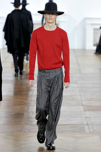 Victor Nylander3024_FW11_Paris_Dior Homme(VOGUEcom)