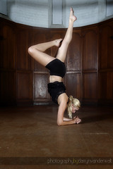 Delray Burns (Darryn van der Walt) Tags: sexy studio dance model stretch flex choreography flexible delrayburns