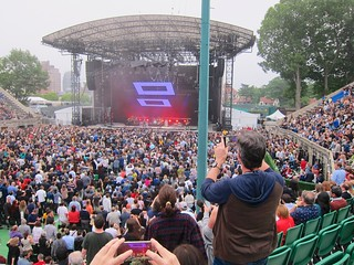 Tears For Fears At Forest Hills Stadium