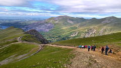 20170701_133409_HDR (Paul_sk) Tags: north wales snowdonia mount snowdon llanberis path mountain walkers 1085 metres national park