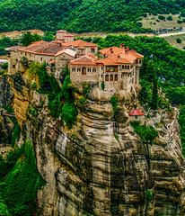 Monastery of Varlaam (saromon1989) Tags: ιερά μονή βαρλαάμ monastery varlaam orthodox greece hellas meteora religion seeninmacedoniagreecegroup