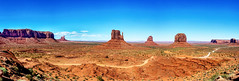 Monument Valley Panorama (joseph_donnelly) Tags: monumentvalley usa us monument valley national park movies colours panorama