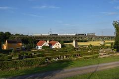 Niddatal-Assenheim (steffen_ffm_96) Tags: viadukt kbs633 wetterau brücke lokzug siemens münchenallach hagengbf dbz94142 hessen baureihe139 vectron assenheim nidda niddatalassenheim einheitslok br139 radve railadventure