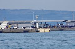 320 - Split, Croatie, Mai 2017 - dans le port (paspog) Tags: split croatie croatia mai may 2017 port hafen