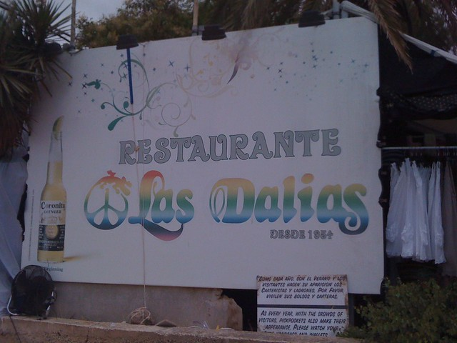 Mercadillo Hippie Las Dalias