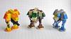 Slushey Stomp Bots (b trill yo) Tags: classic lego space stomp bot mech microscale slushey suntron