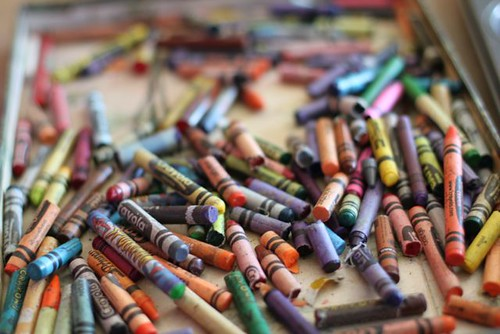 4832849922 ffaf2c2537 How to Reuse Broken Crayons
