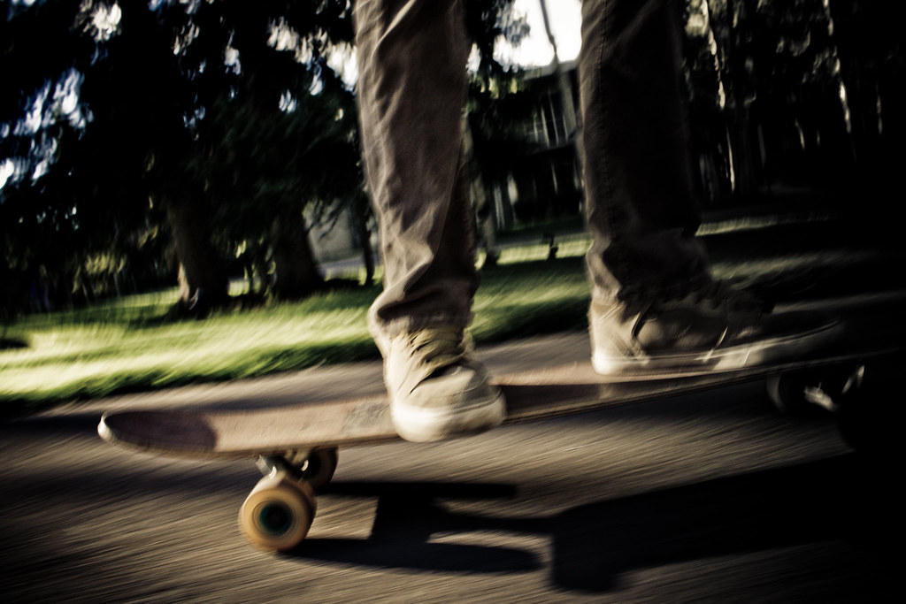 Skateboard Motion