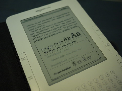 More Fonts on Kindle