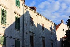 (simon zalto) Tags: house wall clouds croatia silouette dubrovnik kroatien schade