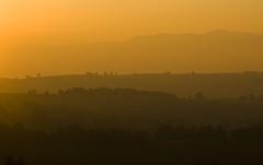 Orange mornings (@spor) Tags: morning orange dawn hills romania garana