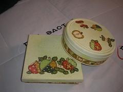 Caixinhas 2 (Gisoca) Tags: decoupagem pinturaemmdf pinturaemlata caixamdf pinturacountrymdf