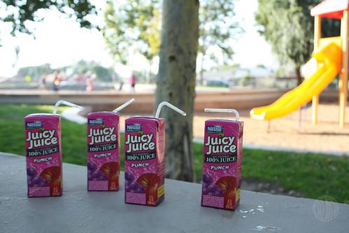 juicin' at the park