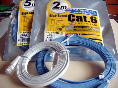 Cat.6 網路線材