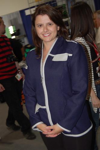 Comic Con 2010: V Ambassador