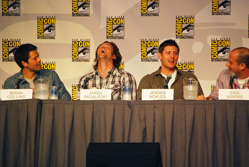 SDCC 2010 / Supernatural