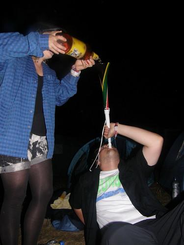 Vuvuzela beerbong