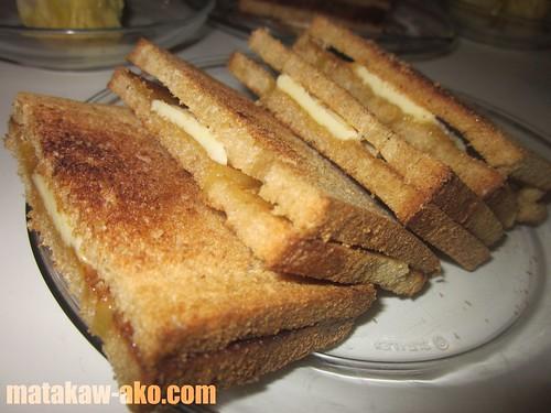 Kopi Roti Kaya Toast