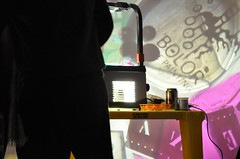 Retro Projeto Venda Nova do Imigrante (Bolor Live Arts) Tags: luz nova de paint do o live dos e baile venda laboratrio imigrante ambulante universitrios bolor 170810 retroprojeto
