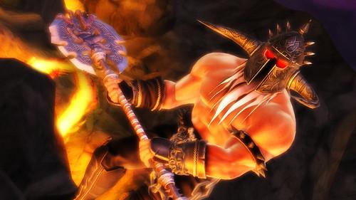 Guitar Hero Warriors of Rock - Demi-God of Rock