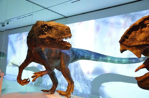 恐竜展 DINOSAURS