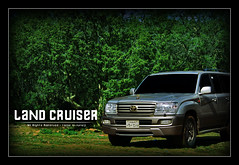 || ~ Land Cruiser ~ || (||~  ) Tags: tree green lana car canon eos stock free saudi arabia toyota xs  90 abha cruiser  ksa     vxr  090                 ribel      1000d