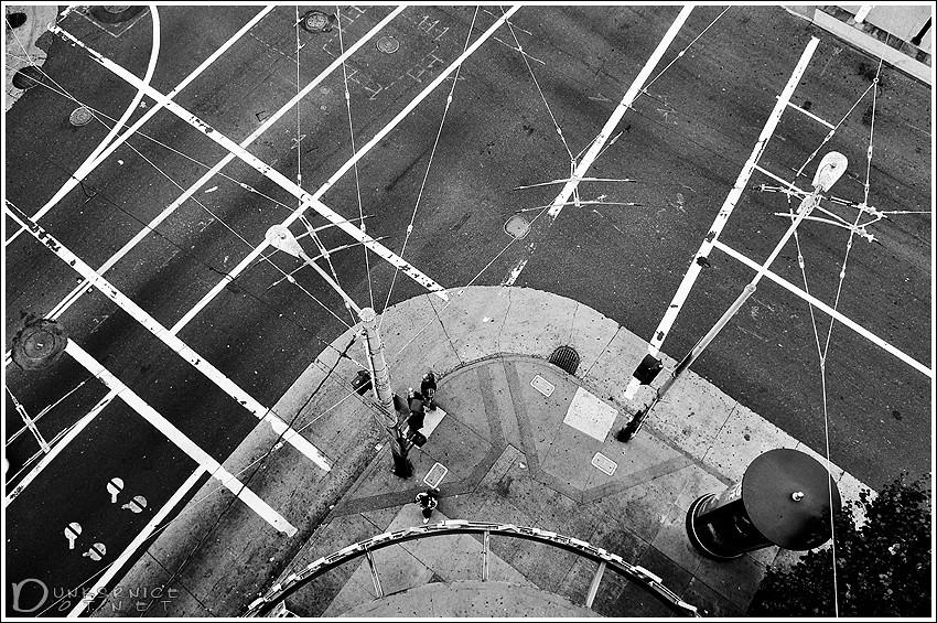 Lines B&W.