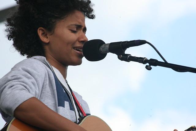 Newport Folk: Nneka
