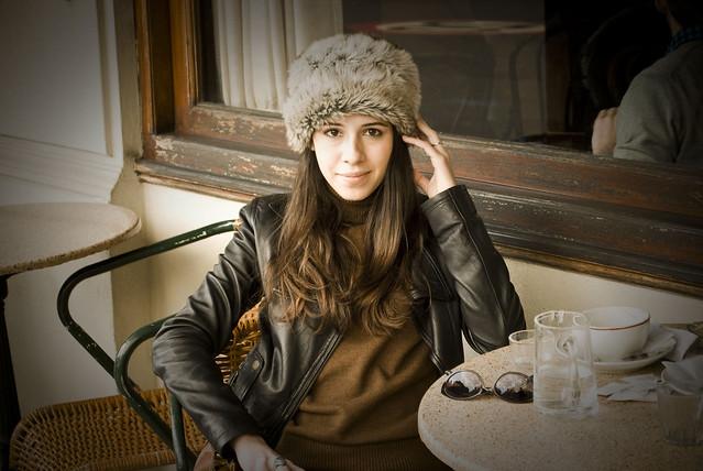 fur hat 1