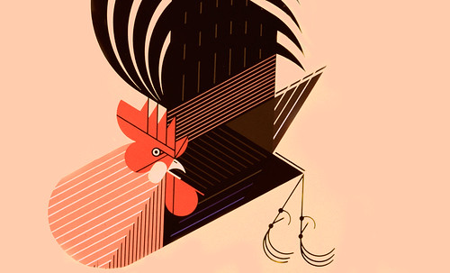 "Charley Harper • <a style=""font-size:0.8em;"" href=""https://www.flickr.com/photos/30735181@N00/4848311528/"" target=""_blank"">View on Flickr</a>"