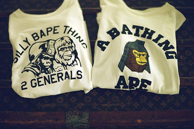 silly-thing-bape-tshirts
