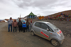 37 (Siddharth Vaghela) Tags: india tata toyota nano leh landcruiser himalayas ladakh bsm