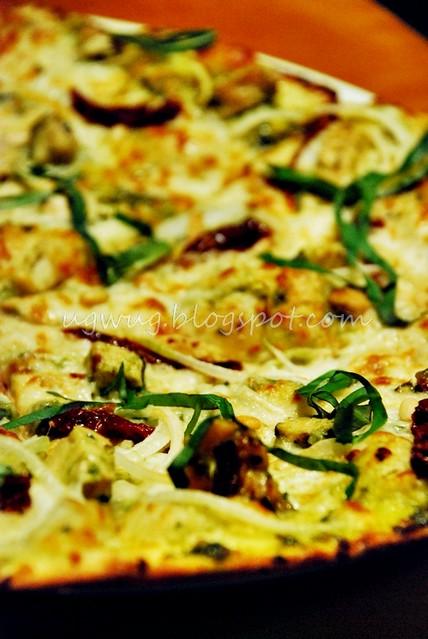 White Bean Minestrone California Pizza Kitchen