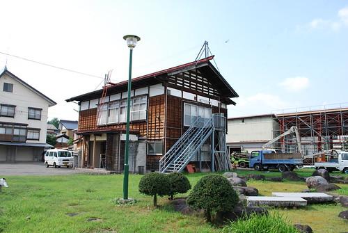 仁田公民館、十日町