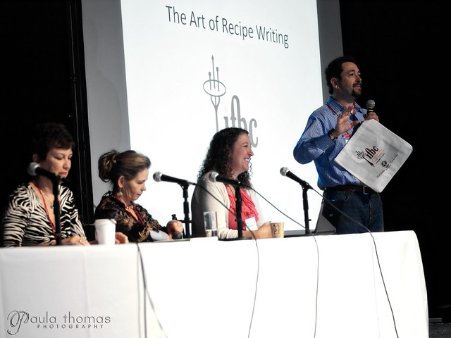Recipe Writing Panel