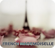 French Mademoiselle Button