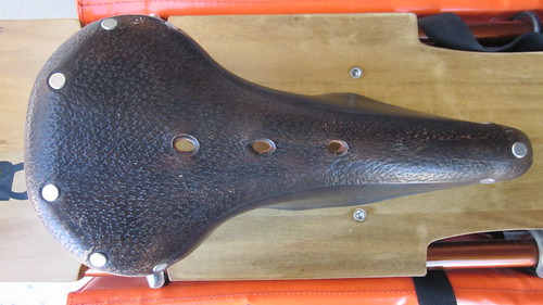Wrights Saddle