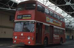Midland Red 6272 (YHA 272J) (bkp550) Tags: bus alexander stratford daimler fleetline midlandred yha272j