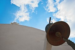 Looking up (Aster-oid) Tags: bells fry chapels greece panaghia kassos ff124