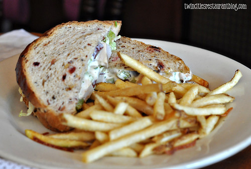 Chicken Salad Sandwich @ Green Mill