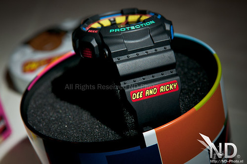 Casio G-Shock Dee Ricky Limited Edition #3