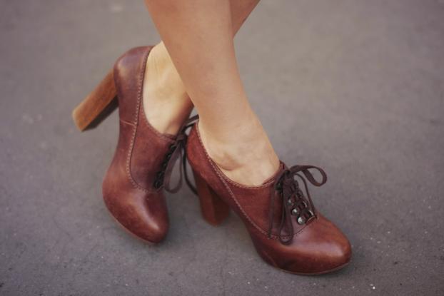 chloé silveraso heels