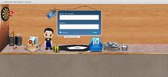 wordpress login (lucianosimas) Tags: wordpress custom luciano login simas lucianosimas