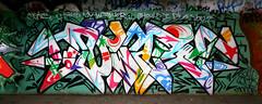 Waite (funkandjazz) Tags: california graffiti waite wait eastbay ao ase